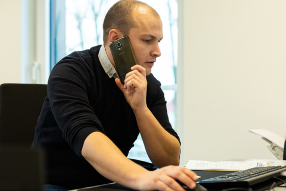 Werdegang & Profil: Ihr Ansprechpartner Torsten Schellack, Malermeister und Betriebsleiter der Claus Hein Malereibetrieb GmbH in Hamburg Altona Bahrenfeld.