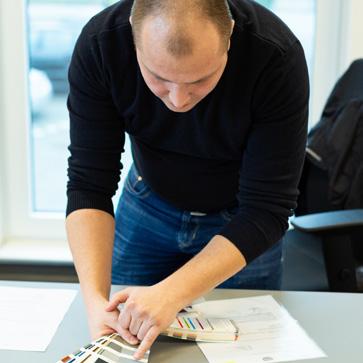 Betriebsleiter und Malermeister Torsten Schellack – Ihr Ansprechpartner bei Claus Hein Malereibetrieb GmbH.