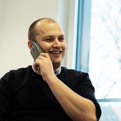 Betriebsleiter und Malermeister Torsten Schellack – Ihr Ansprechpartner bei Claus Hein.