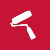 Fassadenanstriche und Fassadenbeschichtungen mit passgenauen Beschichtungssystemen im für Häuser, Außen- und Gebäudefassaden in Hamburg und Umgebung von Claus Hein Malereibetrieb.