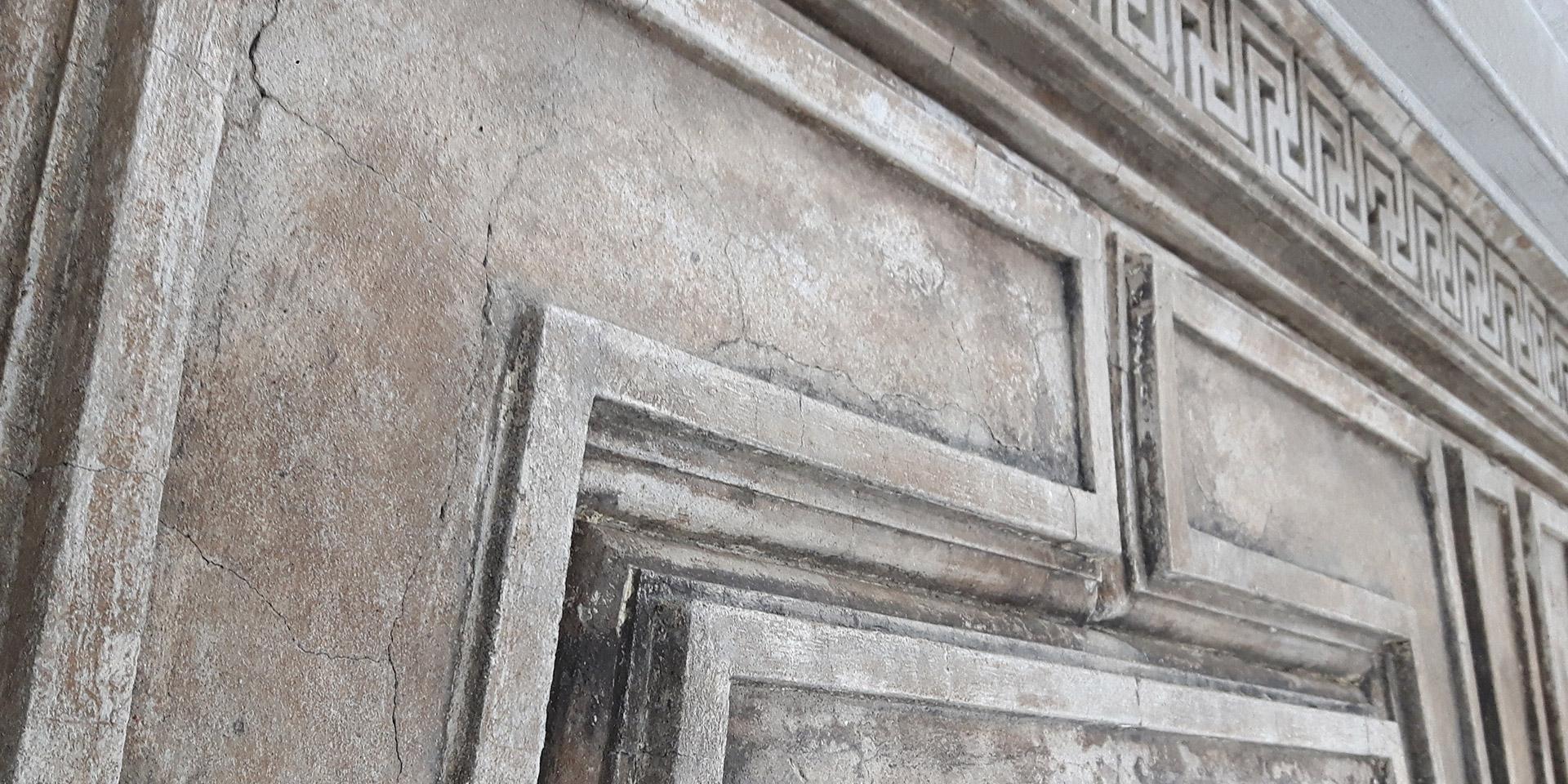 Claus Hein Malerfirma Leistung Sanierungsarbeiten: Fassadensanierung, Schimmelsanierung, Strangsanierung nach Wasserschaden, Trockenbau an Decken und Wandflächen.