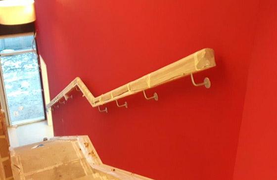 Referenzen – Treppenhaus: Der erste Eindruck zählt – sowohl bei privaten, gewerblichen als auch öffentlichen Auftraggebern. Claus Hein sorgt dafür, dass dieser stimmt – wie hier in Norderstedt.